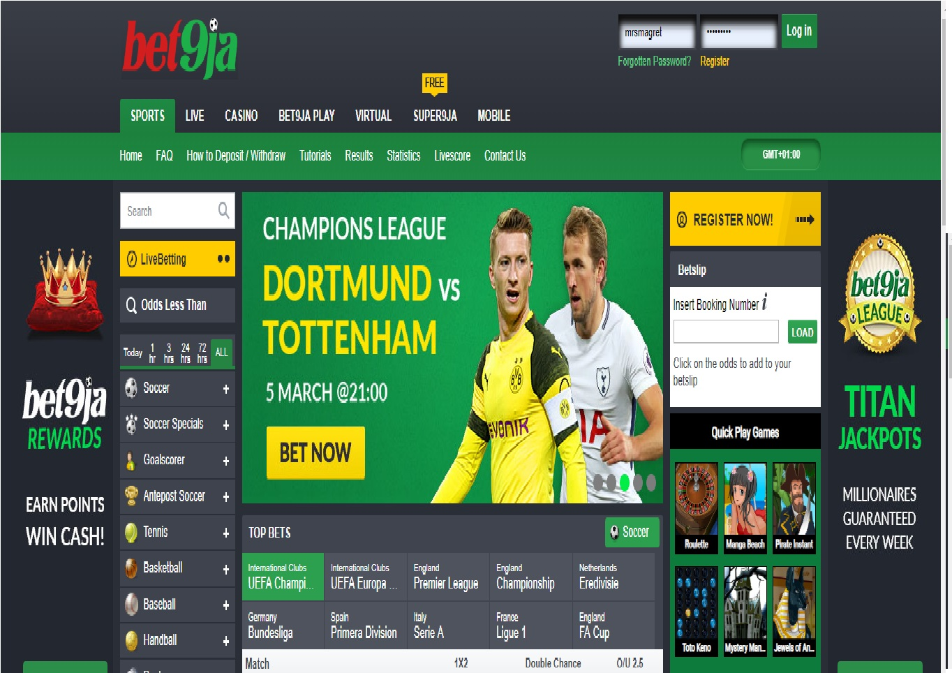 bet9ja vip prediction site