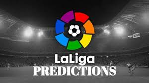 Spanish la liga predictions